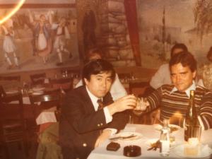 ギリシャ顧客商談1973年頃